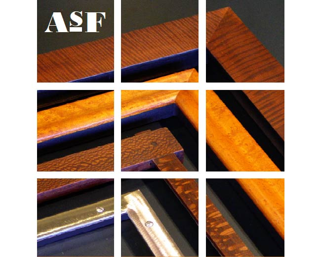 A Street Frames wholesale picture frame catalog