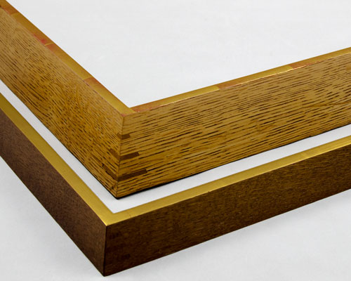 gold-leaf-oak-custom-picture-frames