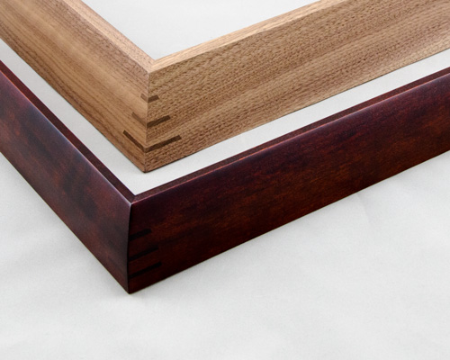 wood-grain-custom-built-picture-frames