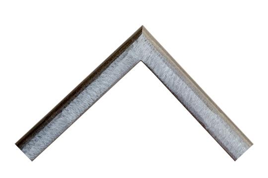 ground gunmetal welded steel picture frames